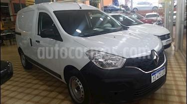 Renault Kangoo - usado (2019) color Blanco precio $950.000
