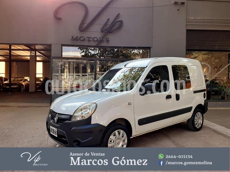 Renault Kangoo Kangoo Express 1.6 usado (2015) color Blanco precio $1.100.000