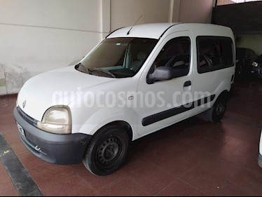 Renault Kangoo Break 1.9 DSL Pack Plus usado (2007) color Blanco precio $275.000
