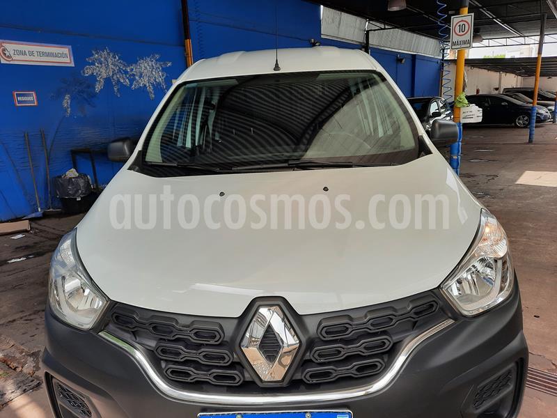 foto Renault Kangoo Express Emotion 1.6 SCe 5A usado (2019) color Blanco Glaciar precio $1.498.000