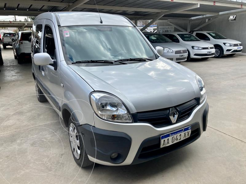 Renault Kangoo 2 Break 1.6 Authentique usado (2016) color Gris Claro precio $1.150.000