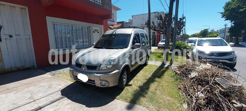 Renault Kangoo 2 Break 1.6 Authentique Plus 2P usado (2009) color Beige Pimienta precio $699.000