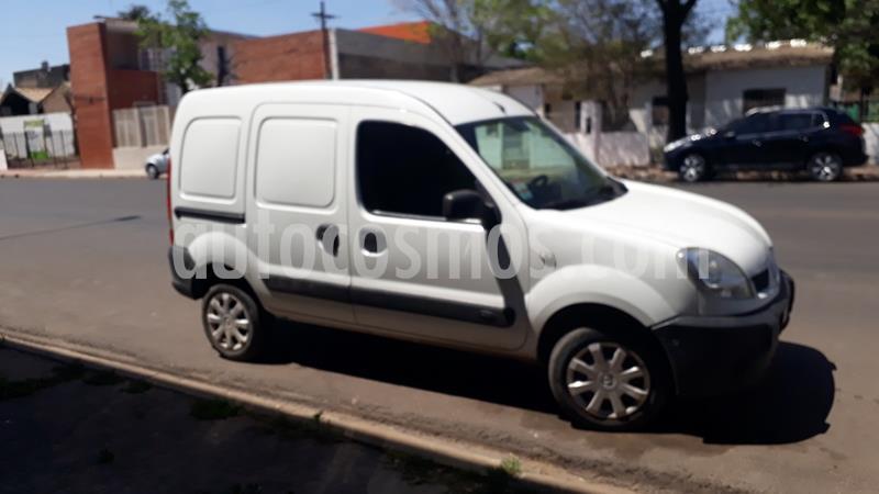 Renault Kangoo 2 Express 1.5 dCi Confort usado (2011) color Blanco Glaciar precio $480.000