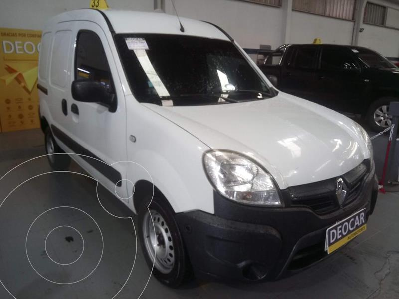 Foto Renault Kangoo Confort 1.6 Cd S/vidrio Tras. 1 P L usado (2016) color Blanco precio $1.250.000