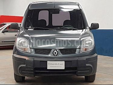 Renault Kangoo 2 Express 1.6 Confort Pack 2P 5 Pas usado (2013) color Gris Acero precio $470.000