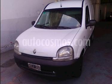 Renault Kangoo Kangoo Express 1.6 usado (2008) color Blanco precio $290.000