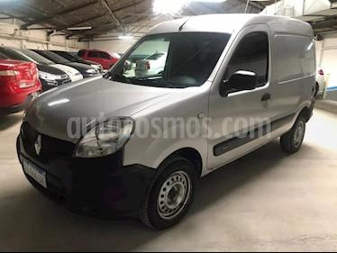 Renault Kangoo 2 Express 1.6 Confort 1P usado (2017) color Gris precio $486.000