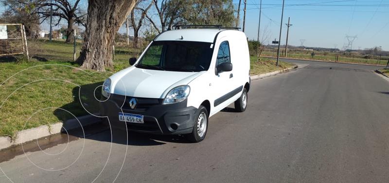 Foto Renault Kangoo 2 Express 1.6 Confort 1P usado (2016) color Blanco precio $1.300.000
