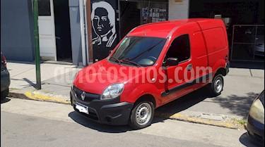Renault Kangoo 2 Express 1.6 Confort 1P usado (2018) color Rojo precio $590.000