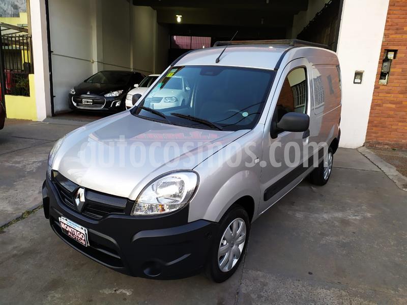 Renault Kangoo 2 Express 1.6 Confort 1P usado (2015) color Gris Acero precio $910.000
