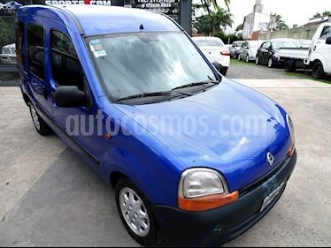 Foto venta Auto Usado Renault Kangoo Break 1.9 DSL RT Dynamique (2001) color Azul precio $125.000