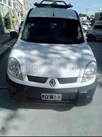 Foto venta Auto usado Renault Kangoo Break Confort 1.6 (2011) color Blanco precio $220.000