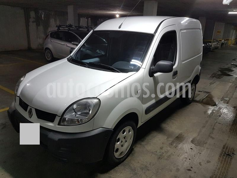 Renault Kangoo 1.6L usado (2014) color Blanco precio $20.000.000