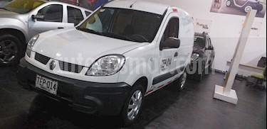 Renault Kangoo 1.6L Ac usado (2012) color Blanco precio $21.500.000