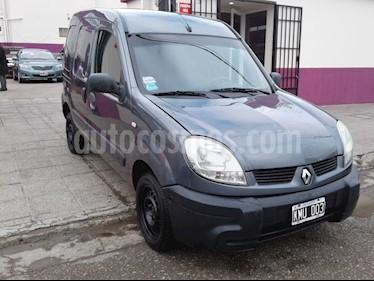 Renault Kangoo Express 1.6 Confort usado (2011) color Gris precio $259.800