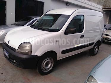 Foto venta Auto usado Renault Kangoo Express 1.9 DSL RL (2008) color Blanco precio $151.000