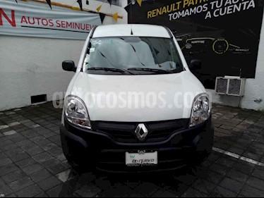 foto Renault Kangoo Express Aa usado (2016) color Blanco precio $175,000