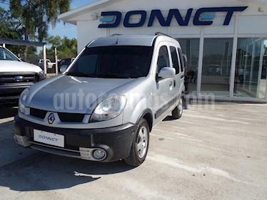 Foto venta Auto usado Renault Kangoo Express Confort 1.5 dCi 5A (2012) color Plata precio $178.000
