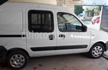Foto venta Auto usado Renault Kangoo Express Confort 1.5 dCi (2013) color Blanco Glaciar precio $258.000