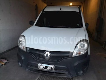 Foto venta Auto usado Renault Kangoo Express Confort 1.5 dCi (2015) color Blanco Glaciar precio $205.000