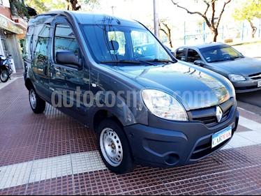 Foto venta Auto usado Renault Kangoo Express Confort 1.6 SCe 5A (2015) color Gris precio $449.990