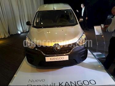Foto venta Auto Usado Renault Kangoo Express Profesional 1.6 SCe (2018) color Gris Claro