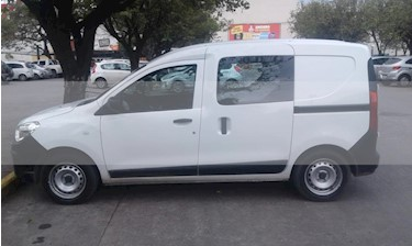 Foto venta Auto usado Renault Kangoo Kangoo Express 1.6 (2018) color Blanco precio $400.000