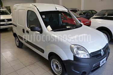 Foto venta Auto usado Renault Kangoo Kangoo Express 1.6 (2015) color Blanco precio $350.000