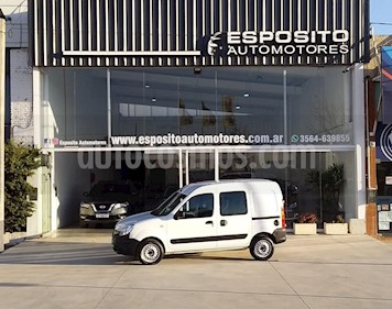 Foto venta Auto usado Renault Kangoo Kangoo Express 1.6 (2014) color Blanco precio $395.000