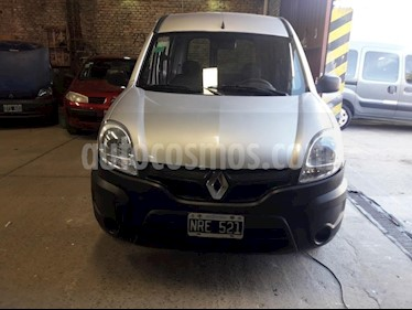 Foto venta Auto usado Renault Kangoo Kangoo Express 1.6 (2014) color Gris Claro precio $180.000