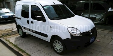 Foto venta Auto usado Renault Kangoo Kangoo Express 1.6 (2015) color Blanco precio $190.000