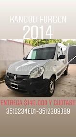 Foto venta Auto usado Renault Kangoo Kangoo Express 1.6 (2014) color Blanco precio $270.000