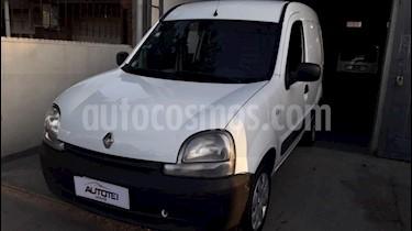 Foto venta Auto usado Renault Kangoo Kangoo Express 1.6 (2008) color Blanco precio $135.000