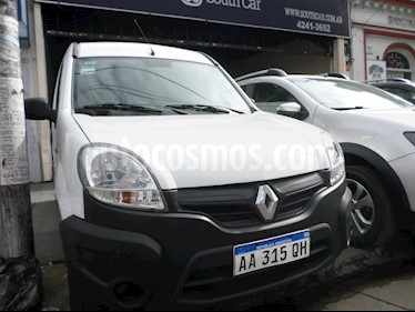Renault Kangoo Kangoo Express 1.6 usado (2016) color Blanco precio $250.000