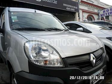 Renault Kangoo Kangoo Express 1.6 usado (2015) color Gris Claro precio $240.000