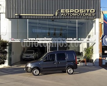 Foto venta Auto usado Renault Kangoo Kangoo Express 1.6 (2017) color Gris Oscuro precio $435.000