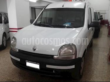 Renault Kangoo Kangoo Express 1.6 usado (2008) color Blanco precio $220.000