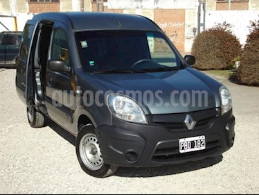 Foto venta Auto usado Renault Kangoo Kangoo Express 1.6 (2015) color Gris Oscuro precio $170.000