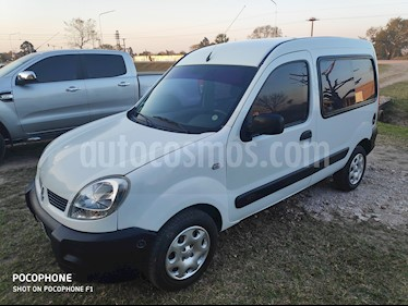 Renault Kangoo Kangoo Express 1.6 usado (2011) color Blanco precio $450.000