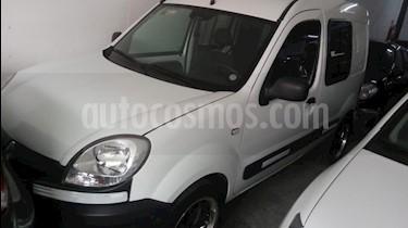 Renault Kangoo Kangoo Express 1.6 usado (2015) color Blanco precio $420.000
