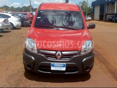 Foto venta Auto usado Renault Kangoo KANGOO.2 1.6.EX.2 PLC CON.5AS L/14 (2016) color Rojo precio $350.000