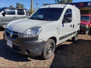 Foto venta Auto usado Renault Kangoo KANGOO.2 1.6.EX.2 PLC G. CON. L/14 (2014) color Blanco precio $310.000