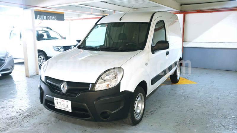 Renault Kangoo Express usado (2015) color Blanco precio $139,000