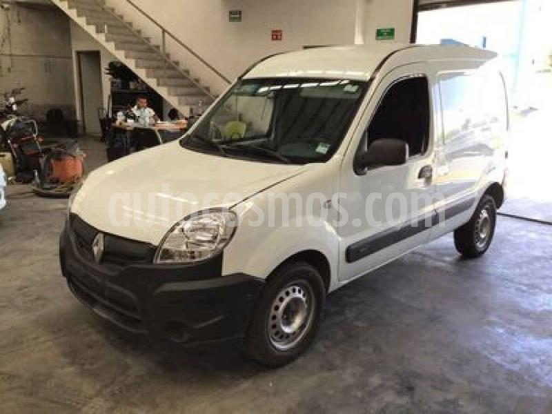Renault Kangoo Express usado (2015) color Blanco precio $46,000