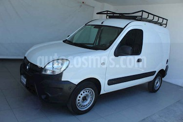 Renault Kangoo 5p Express L4/1.6 Man usado (2015) color Blanco precio $169,000