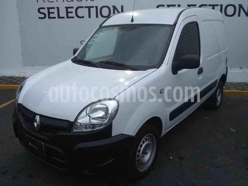 Renault Kangoo Express Aa usado (2015) color Blanco precio $135,000