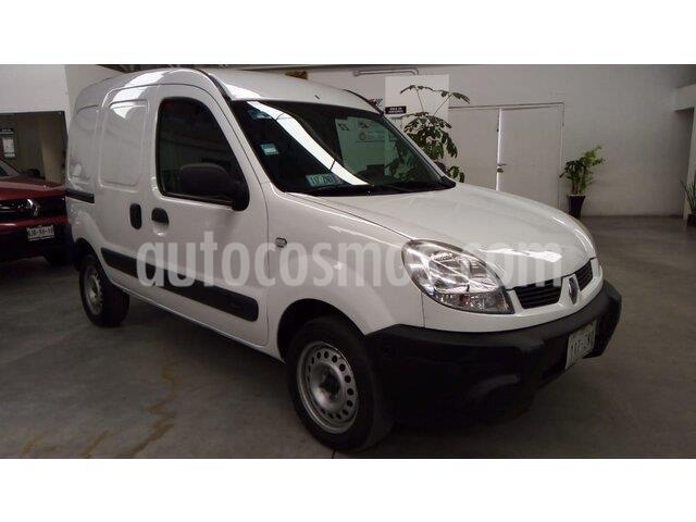 Renault Kangoo Express usado (2014) color Blanco precio $115,000