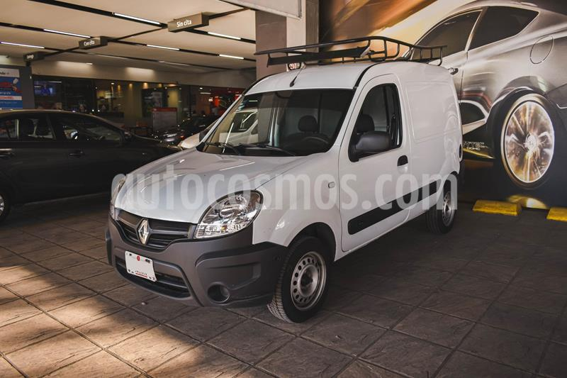 Renault Kangoo Express Aa usado (2018) color Blanco precio $180,000