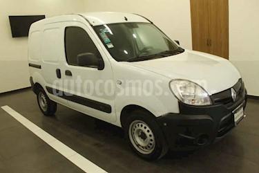 Renault Kangoo 5p Express L4/1.6 Man usado (2015) color Blanco precio $128,000