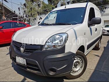 Renault Kangoo Aa usado (2018) color Blanco precio $195,000